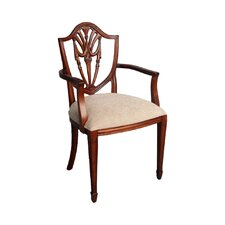 1851 Sheraton Carver Arm Chair