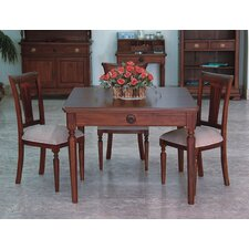 Vanessa 5 Piece Square Dining Set