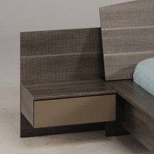 Split Suspended Bedside Table