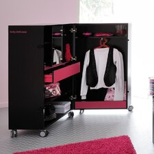 Lady Doll Single Door Wardrobe