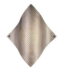 Grid 1 Light Wall Sconce