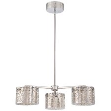 Hidden Gems 3 Light Mini Chandelier