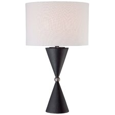 "28.75"" Table Lamp with Drum Shade"