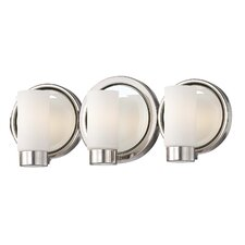 Next Port 3 Light Bath Vanity Light