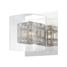 <strong>George Kovacs by Minka</strong> Jewel Box 1 Light Bath Vanity Light