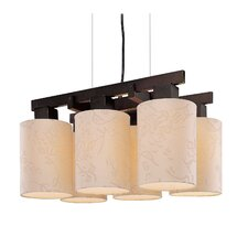 <strong>George Kovacs by Minka</strong> Kimono 6 Light Chandelier