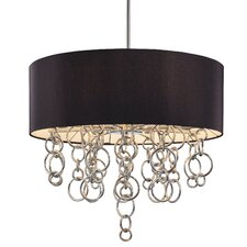 <strong>George Kovacs by Minka</strong> Ringlets 8 Light Drum Pendant