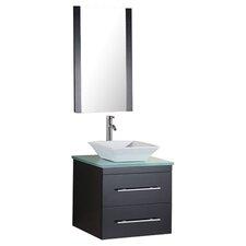 "Portland Elton 26"" Single Sink Vanity Set"