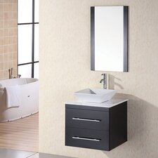 "Portland Elton 26"" Single Sink Vanity Set"