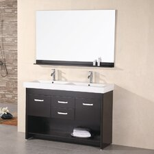 "Citrus 48"" Double Sink Vanity Set"