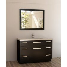 "Moscony 48"" Single Sink Vanity Set"