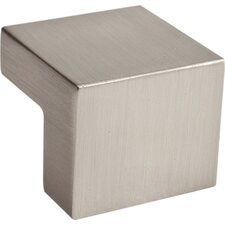 "Successi Small 0.98"" Square Knob"