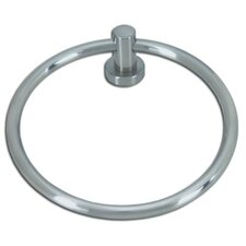Linea Wall Mounted Towel Ring
