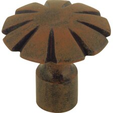 "Fluted 1.25"" Novelty Knob"