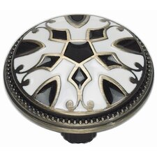 "<strong>Atlas Homewares</strong> Canterbury 1.5"" Round Knob"