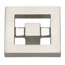 "<strong>Atlas Homewares</strong> Nobu 1.37"" Square Knob"