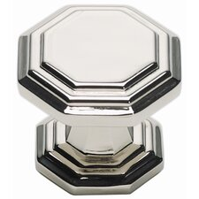 "<strong>Atlas Homewares</strong> Dickinson 1.25"" Octagon Knob"