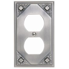 "4.5"" Craftsman Outlet Plate"