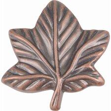 "Leaf 2.25"" Novelty Knob"