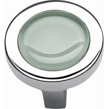 "<strong>Atlas Homewares</strong> Spa 1.25"" Round Knob"
