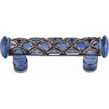 """Tangeres Glass 4.5"""" Bar Pull"""