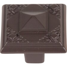 "Craftsman 1.5"" Square Knob"