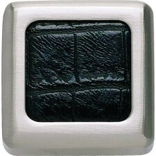 "<strong>Atlas Homewares</strong> Paradigm 1.25"" Square Knob"