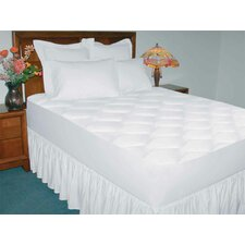 200 Thread Count Cotton Waterproof Mattress Pad