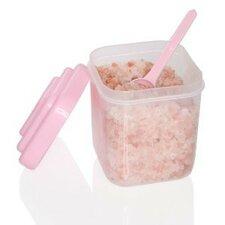 Pink Bath Salt Jar