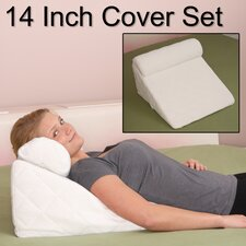 <strong>Deluxe Comfort</strong> 383 Thread Count Soft Padded Cover for Acid Reflux Pillow