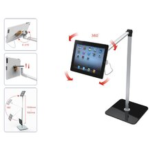 Tablet PC Floor Stand with Charger Port