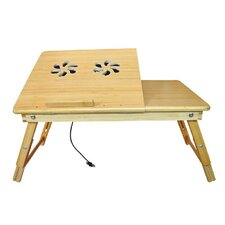Laptop Desk with Internal Cooling Fan