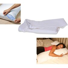 L Side Sleeper Pillow Cover