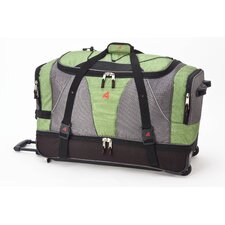 """29"""" Over/Under 2-Wheeled Travel Duffel"""