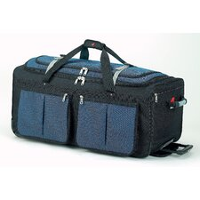 "<strong>Athalon Sportgear</strong> 15 Pocket  29"" 2-Wheeled Travel Duffel"
