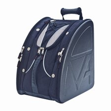 Molded Boot Bag in Platinum