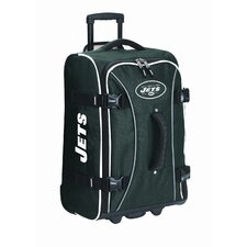 "NFL 21"" Wheeling Hybrid Luggage"