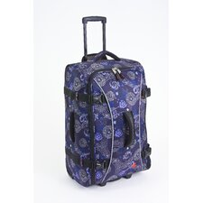 "25"" 2-Wheeled Hybrid Travel Duffel"
