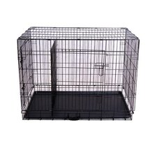 <strong>Aosom LLC</strong> Big Dog Double Door Pet Crate