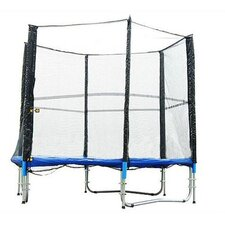 15' Trampoline Safety Enclosure and Net System
