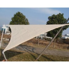 Outsunny 13' x 20' Rectangle Outdoor Patio Sun Shade Sail Canopy