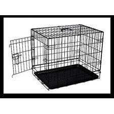 2 Door Pet Crate
