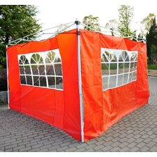 Outsunny Pop-Up Tent Sidewalls (Set of 2)