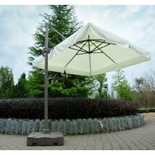 10' Outsunny Cantilever Umbrella