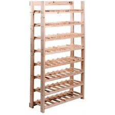 <strong>Aosom LLC</strong> HomCom 120 Bottle Wine Rack