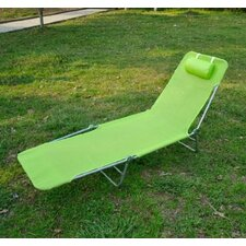 Outsunny Chaise Lounge