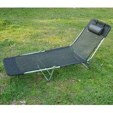 <strong>Aosom LLC</strong> Outsunny Chaise Lounge