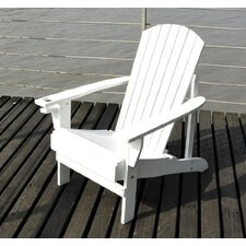 Outsunny Patio Adirondack Chair