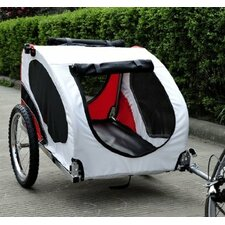 <strong>Aosom LLC</strong> Sport Dog Pet Bike Trailer