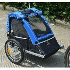 Elite Jr Single Child Bike Trailer